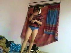 Desi Gal Bangla Gf Oral Pleasure And Fucking