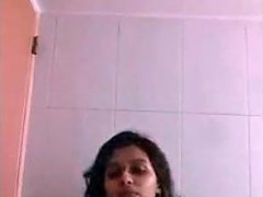 Bhabhi Reenu Bathroom Dirty Sex