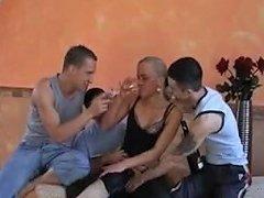 Gipsy 7 Crazy Amateur First Gangbang Drunken Sluts