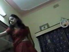 Sexy Beautiful Desi Wife In Saree And Couple Free Porn 41