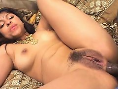 Dark Hairy Indian Pussy Taking Big White Cock Nuvid