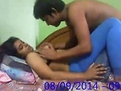 Kinky Indian Slut And Horny Dude Get Busy In Bed Sunporno Uncensored